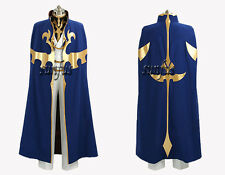 CODE GEASS Lelouch of the Rebellion R2 Suzaku Kururugi  Cosplay Costume