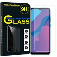 "Vitre De Protection Écran Film Verre Trempe Huawei Honor 9A/ Honor Play 9A 6.3"""