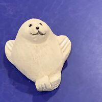 Vintage Artesania Rinconada Seal Baby White #26 Classic Design Collection