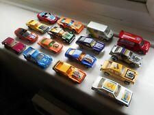 Matchbox 1-75 series Ford job lot x16, Mustang Capri Transit, 1970s-90s vintage