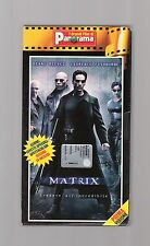 matrix  - i grandi film di panorama- VHS