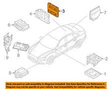 AUDI OEM 17-18 A6 Quattro Electrical-Module 4H0907064HR
