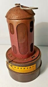 Vintage Original Raydyot Hanging  Greenhouse Heater