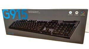Logitech G915 (920009226) Wireless Keyboard