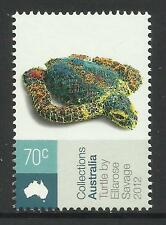AUSTRALIA 2015 Collections Australia TURTLE Single MNH