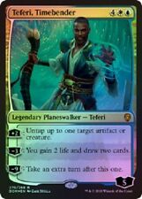 Teferi, Timebender foil MYTHIC Dominaria MTG Magic The Gathering