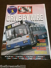 CBW - COACH & BUS WEEK #226 - ELECTRONIC GUIDANCE - JULY 13 1996