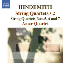 Paul Hindemith : Hindemith: String Quartets - Volume 2 CD (2012) ***NEW***