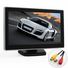 5 inch TFT LCD HD Screen Monitor For Car Rear View Reverse Backup Camera GPS DVD