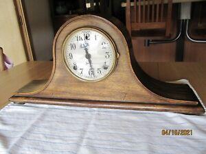 Vintage Antique Sessions Bim Bam Clock, Gilbert G26 Movement