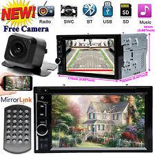 For 05 06 07 CHRYSLER 300 Bluetooth Car Stereo CD DVD Player HD FM&Backup Camera