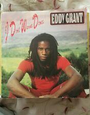 """Eddy Grant I don't wanna  dance (7"""")"""