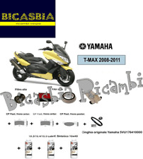 10753 - REPLACEMENT KIT OIL FILTER BELT PADS YAMAHA 500 T MAX 2008 - 2011