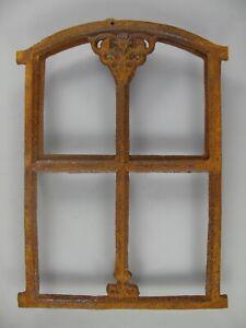 Barn Window Cast Iron Antique Look Foldable Iron Window Garden Wall Kirchenfens