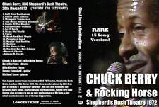 Chuck Berry 1972 BBC Theatre in London DVD