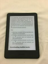 All New Kindle Basic with a built-in front light J9G29R - Black   18-5A