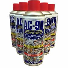 (PACK OF 5) Action Can AC-90 Multi-Purpose Lubricating Maintenance Spray 425ml