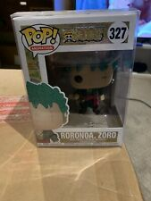 Pop Vinyl! One Piece Roronoa Zoro MINT CONDITION w Vinyl Protector