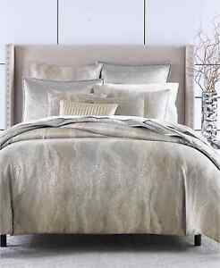 Hotel Collection Terra Duvet Cover, King