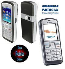 NOKIA 6070 Grey (Sans Simlock) tribnad MP Radio Original made Germany Nouveau Ne...