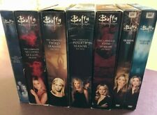 Buffy The Vampire Slayer Season 1 2 3 5 6 & 7 Complete TV Series DVD Box Sets