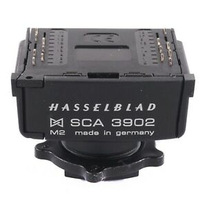 Hasselblad SCA 3902 Flash adapter for H Series as H1 H2 H3 H4D H5D H6D GX645AF