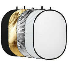 Multi Light Reflector Studio Photo Video 5 in 1 Photography Collapsible Diffuser