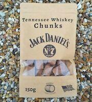 Jack Daniels Tennessee Whiskey Barrel Chunks  Home Brew Spirits BBQ Oak Flavour