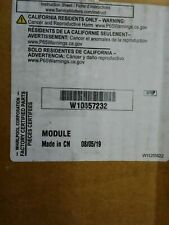 NEW IN BOX Whirlpool Induction Cooktop PCB Module PART NUMBER  W10857232