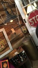 Steampunk Industrial Antique Boiler Tank Lamp Light Repurposed Furniture