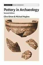 Pottery in Archaeology Clive Orton Cambridge University Press Ancient RARE HC