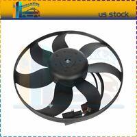For 05-12 Volkswagen Jetta 2.5L AC Condenser Engine Cooling Fan 1K0959455CQ