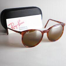 Vintage Ray Ban B&L USA MGT DRIVING Alchimie Lunettes de soleil rondes semi miroir