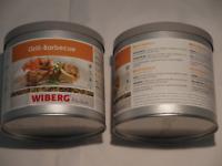 Wiberg Grill-Barbecue, Gewürzsalz  370 g (25,11€/1kg)