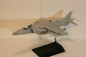 Aircraft model Sea Harrier by Space Models Limited Edition, British Aerospace