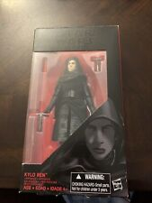 NEW STAR WARS THE BLACK SERIES #26 KYLO REN UNMASKED 6-INCH OPENED