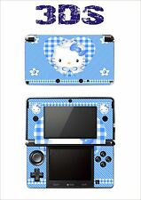 SKIN STICKER AUTOCOLLANT DECO POUR NINTENDO 3DS REF 27 KITTY