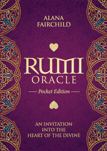 Rumi Oracle Cards Pocket Edition by Alana Fairchild and Rassouli 9781922573001