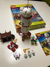 LEGO 3831 Spongebob Squarepants Rocket Ride with box and instr 100% complete