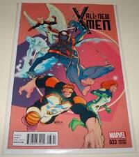 ALL-NEW X-MEN # 33  Marvel Comic Dec 2014 NM 1:15 Ferry SPIDER-MAN VARIANT COVER