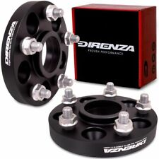 DIRENZA 5x108 FORD to 5x114.3 NISSAN HUBCENTRIC ALLOY WHEEL PCD ADAPTER PAIR