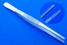 anatomische Pinzette Futterpinzette ca 13,5 cm,Top Qualität rostfreier Edelstahl