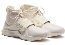 MSRP $190.00 ! PUMA WOMENS THE TRAINER HI BY FENTY WHISPER WHITE SHOES SIZE:10US