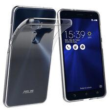 "Housse Etui Coque Gel UltraSlim TRANSPARENT pour Asus Zenfone 3 ZE520KL 5.2"""