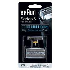BRAUN 51S 8000 Activator 8595 SHAVER FOIL/CUTTER 51S 18