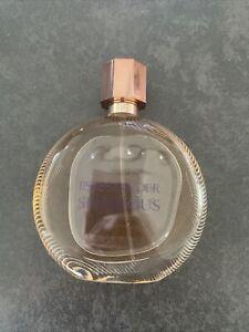 estee lauder sensuous perfume 100ml 90% Full