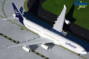 Lufthansa Airbus A340-300 D-AIFD Gemini Jets G2DLH817 Scale 1:200 IN STOCK