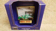 1994 Racing Champions Premier 1:64 NASCAR Brett Bodine Quaker State Brickyard