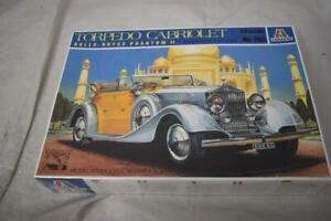 Italeri Rolls Royce Model Kit 1:24 Scale New Age 10+