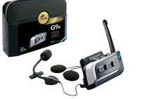 SCALA RIDER G9X MOTORCYCLE INTERCOM SYSTEM BLUETOOTH